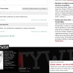 Wtyczka upPrev jest aktualnie używana wserwisie antyweb.pl