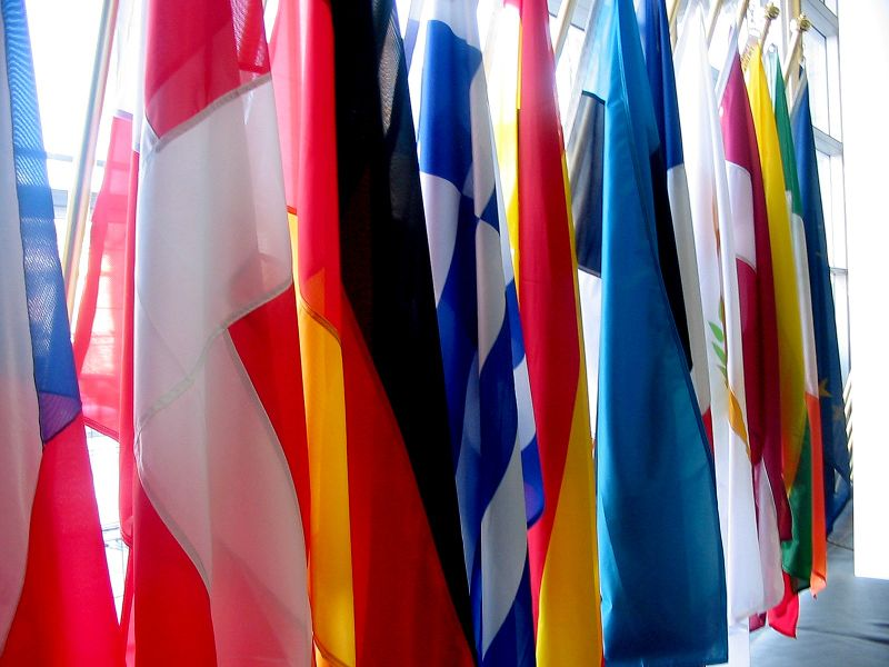 EU_flags - This file is from Wikimedia Commons