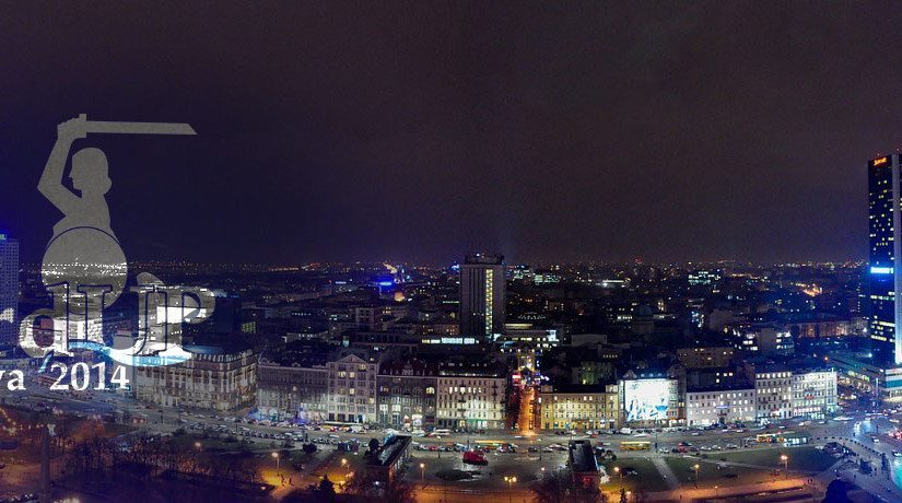 WordUp Warszawa #3 – widget